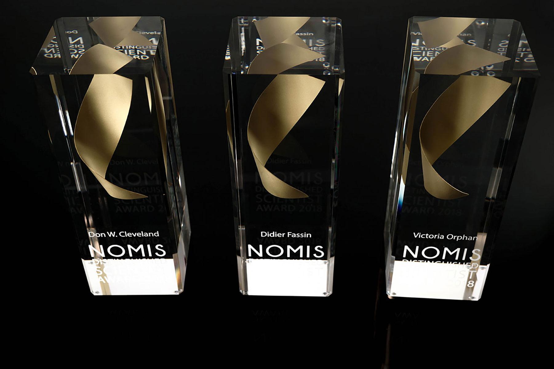 Nomis Foundation Awards