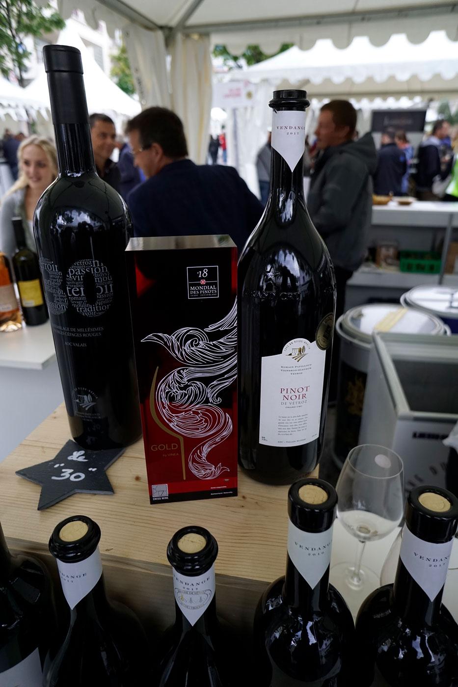 Trophée VINEA, Mondial du Pinot